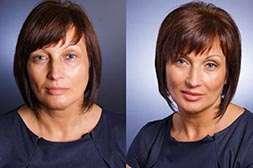 От DUO C&F худеет не только тело, но и лицо.