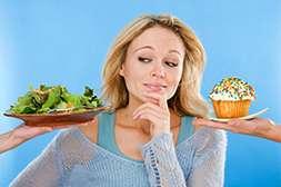 Кето Диета отбивает тягу к вредной пище