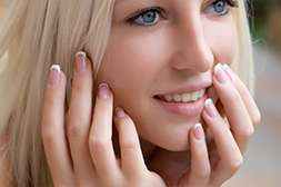 Perfectskin улучшает состояние волос, ногтей, зубов.