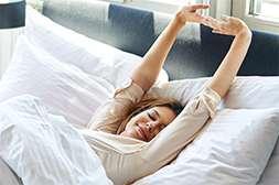 С Dormir Вы будете высыпаться за 5-6 часов.