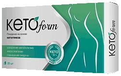 Капсулы KetoForm мини версия.