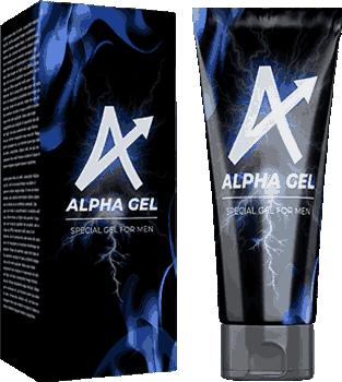 Гель Alpha gel.