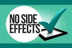 Уротекс Форте не вызывает побочных эффектов.