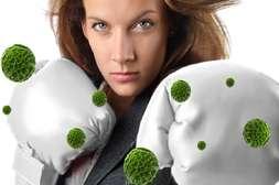 С каплями Климостат повышается устойчивость к инфекциям.