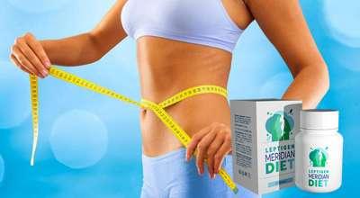 Препарат Leptigen Meridian Diet для похудения.