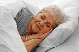 С капсулами LifeControl нормализуется сон.